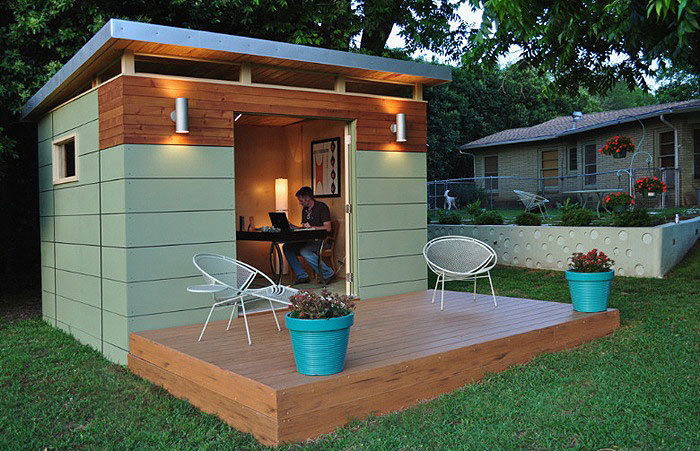 Introducing Shedquarters The Hot New Trend HomeBased Business