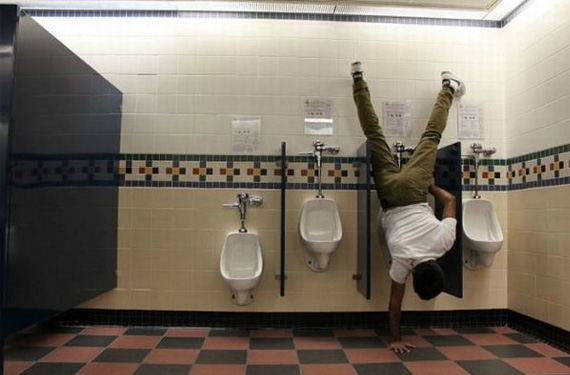 22-upside down bathroom